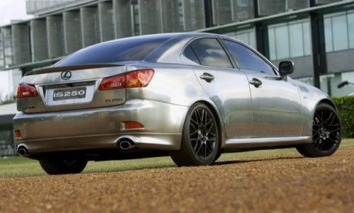 Lexus IS 250 Chrom mat