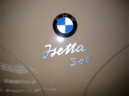 Logo BMW Isetta 1957