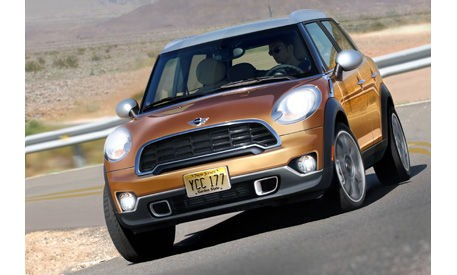 Mini Countryman 2010 front