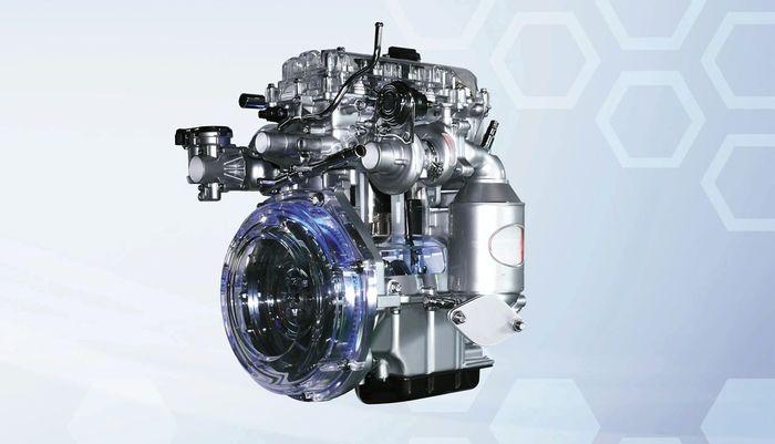 Moteur Hyundai 800 cc Turbo 90 chevaux