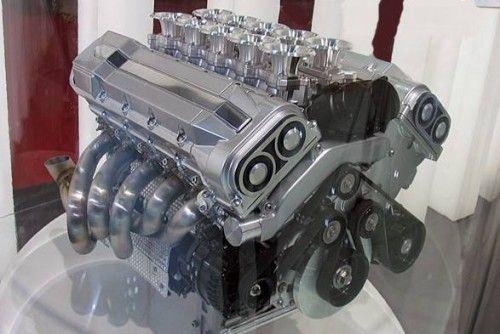 Moteur V10 Lexus LF-A