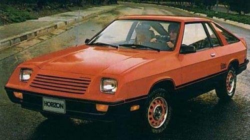 Plymouth Horizon coupé