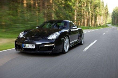 Porsche Cayman facelift Techart _03_