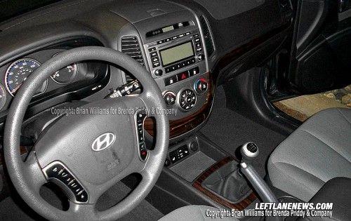 Tableau de bord Hyundai ix35 2011