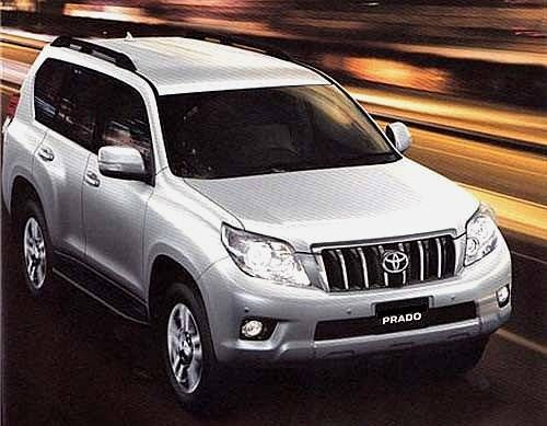 Toyota Prado-Land Cruiser 2010