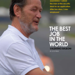 V.Balboni -the best job inthe world-