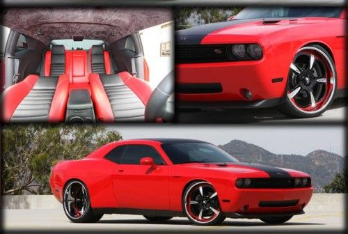 dodge challenger forgiato