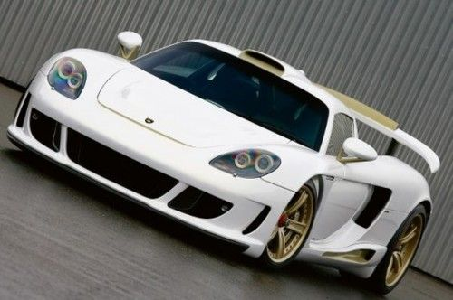 gemballa-mirage-gt-gold-edition-front