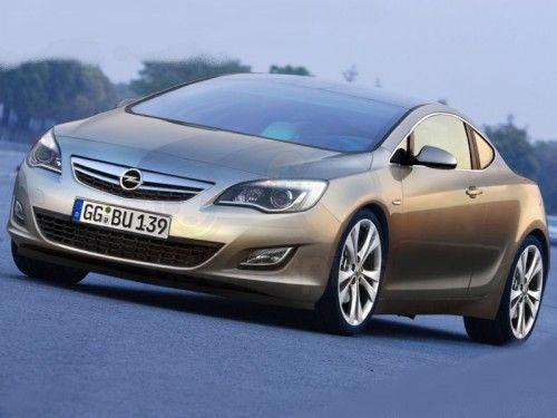 opel astra gtc 2011. Sp�culation : Opel Astra GTC,