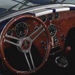 tableau de bord bois d' AC Cobra