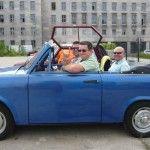 trabant cab