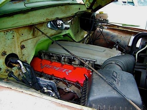 1956_Viper_Engine_500