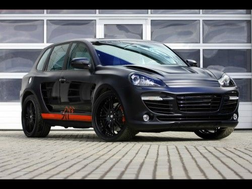 2008-TopCar-Vantage-GTR-Porsche-Cayenne-Front