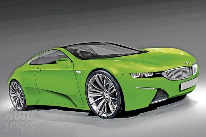 BMW M1 2012-2013