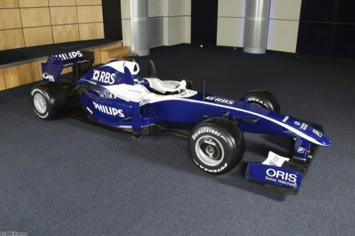 F1 Williams 2009