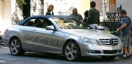 Mercedes Classe E Cabrio.1