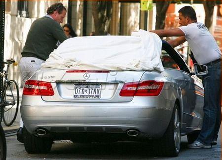Mercedes Classe E cabrio.2
