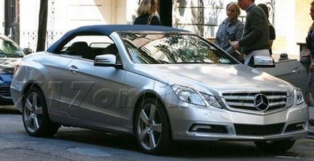 Mercedes Classe E cabrio.3