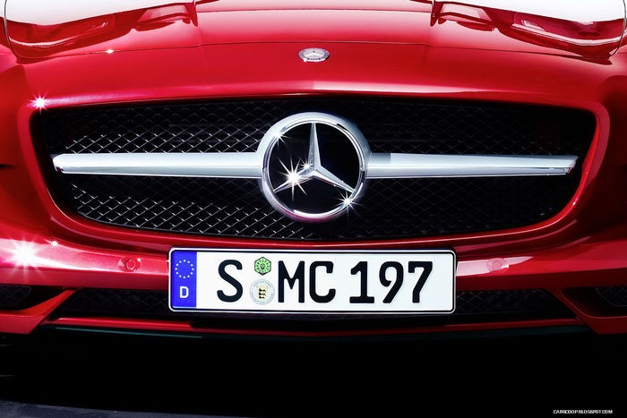 Mercedes-SLS-AMG-45
