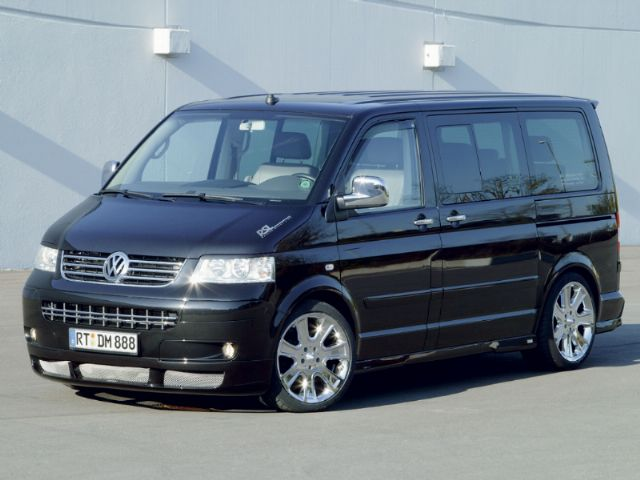 VW T5 Multivan RSL