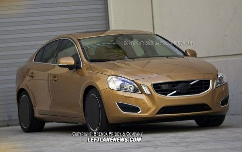 Volvo S60 officielle 2010-2011
