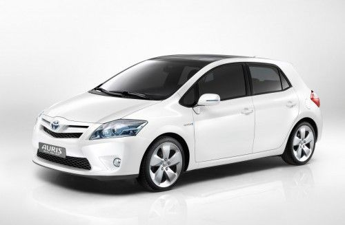 toyota auris full hybrid en approche pour 2010 blog automobile. Black Bedroom Furniture Sets. Home Design Ideas