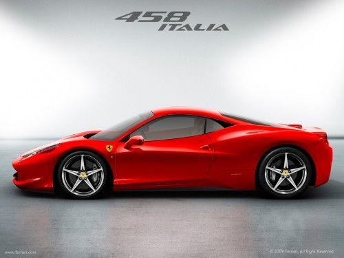 f 458 italia