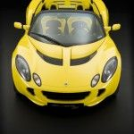 lotus_elise_club_racer_front_yellow