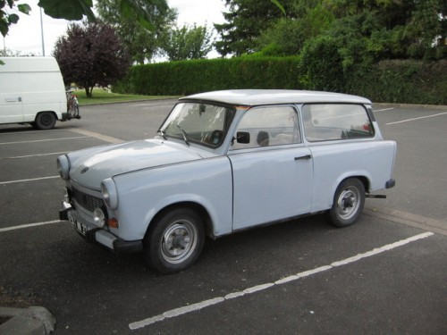 trabant Break