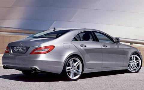 0809_02_z+2010_mercedes-Benz_cLS+rear_three_quarter_view