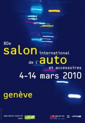 Affiche Geneve 2010