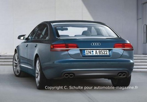Audi A8 preview