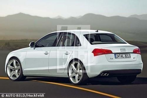 Audi a3 4 portes