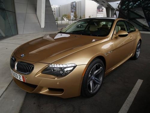 BMW_M6_Gold_F
