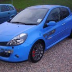 Clio RS anglaise