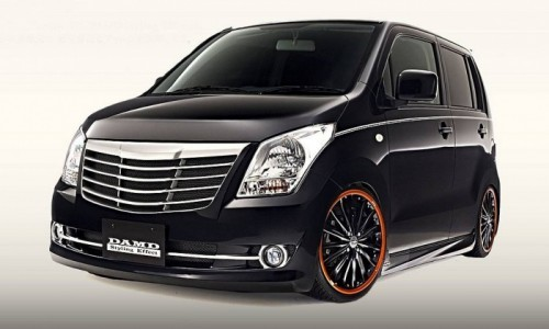 DAMD-Suzuki-Wagon-R-1