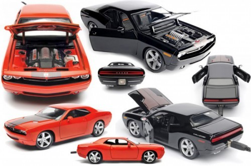 Flash Rods Diecast HDD-10