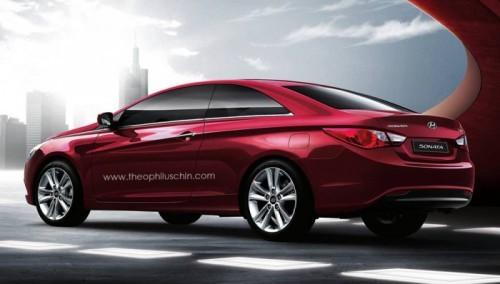 Preview Hyundai Sonata coupé 2011.2