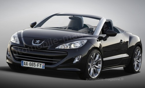 RCZ Roadster preview