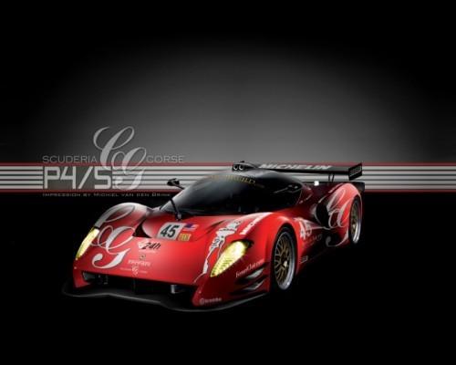 Scuderia_Cameron-Glickenhaus_Ferrari_P4-5_Competizione