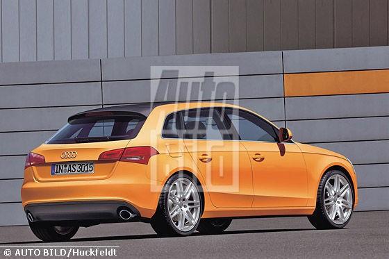 2004 Abt Audi As3 Sportback. Audi A3 Sportback 2011.