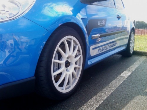 clio rs anglaise ( ter )