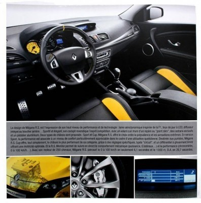 extrait catalogue megane rs 2010.1