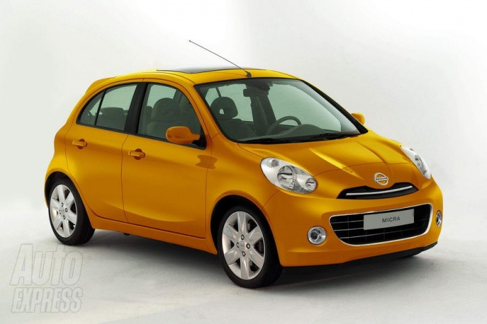 preview Nissan Micra 2011