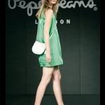 robe-verte-pepe-jeans-443237