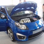 twingo rs engine