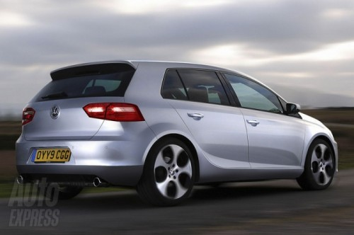 vw Golf7 2012 preview.2
