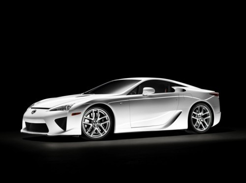 lexus lfa quelques nouvelles blog automobile. Black Bedroom Furniture Sets. Home Design Ideas