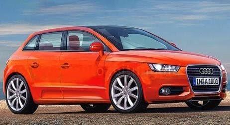 Audi A1 5 portes preview