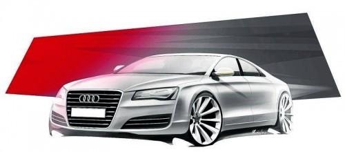 Audi A8 2010 preview
